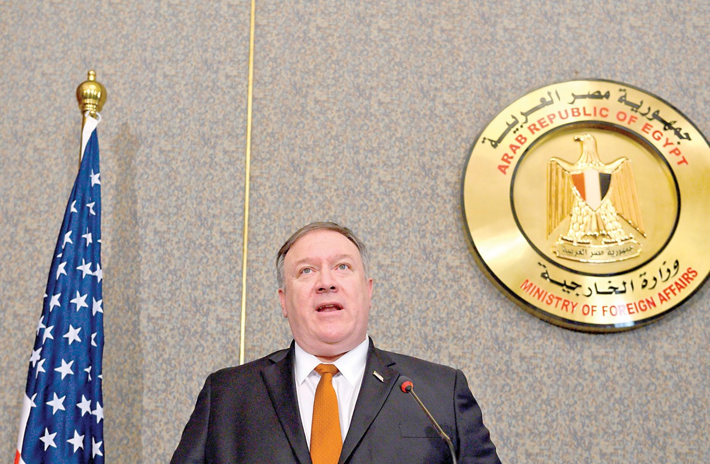 Newspaper: Iraqi officials have asked Pompeo to stay US troops in Iraq INAF_20190110233103181.jpg?404=d&h=946&w=1446&scale=both&mode=crop&c.focus=faces&c.finalmode=crop&f.threshold=2,4&f